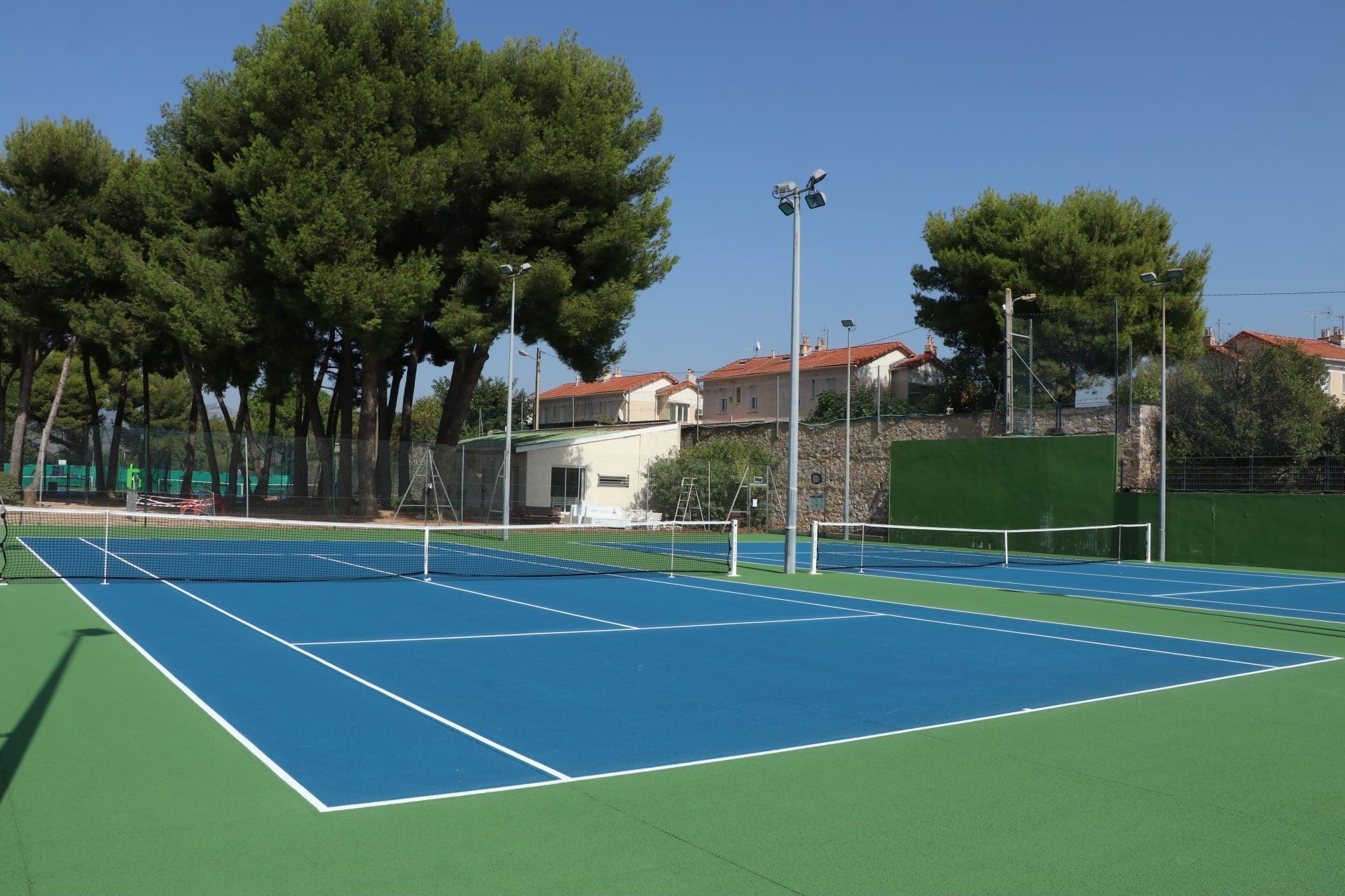 Allaudien tennis club
