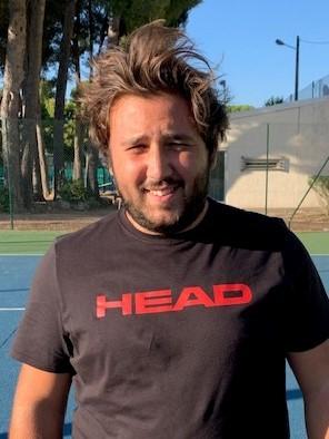 Nicolas allaudien tennis club