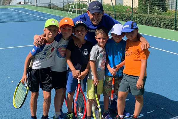 Allaudien tennis club - école de tennis compétition