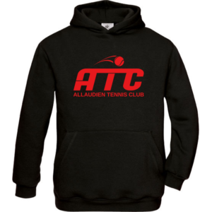 sweat capuche allaudien tc