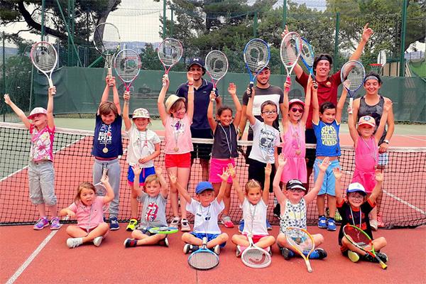 Allaudien tennis club - école de tennis enfant