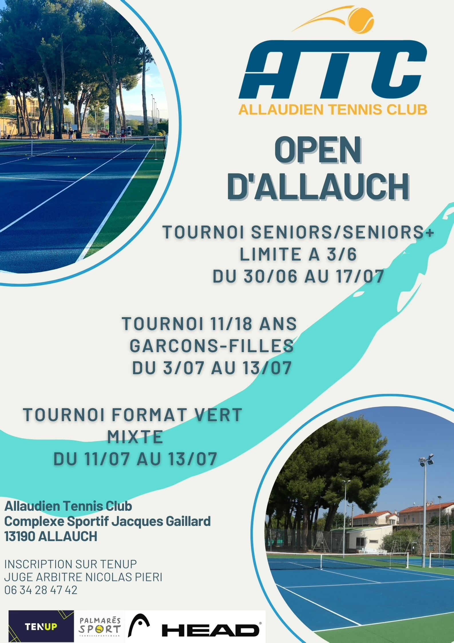 Tournoi Allauch